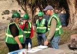 Feild Training at Del Mar Park